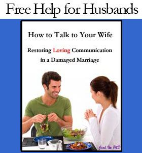 Free Help for Husbands