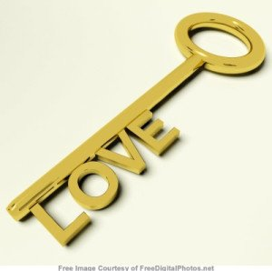 key to love in marriage