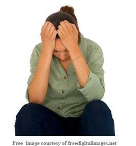 spouse has psychological problems