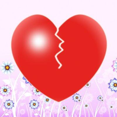 Marriage Failure is Heart Breaking